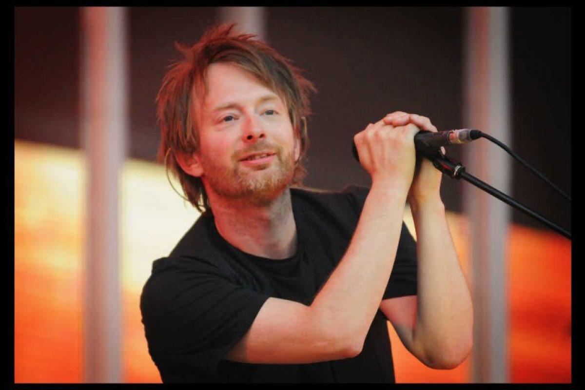 """""""Radiohead"""" surge en el año 1988. Foto:Getty Images"""