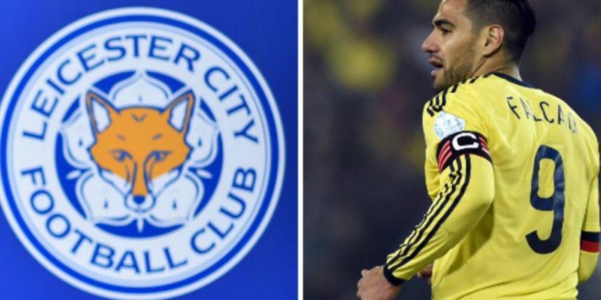 ¿Radamel Falcao al Leicester City la próxima temporada (2016-2017)?