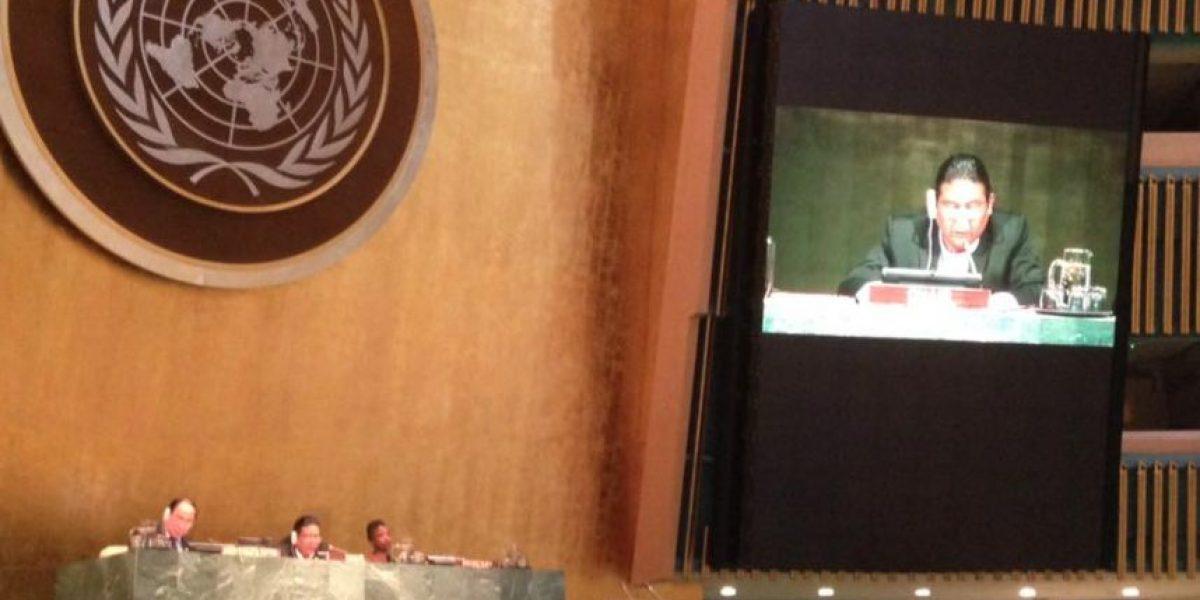 Álvaro Pop preside Foro Permanente sobre Cuestiones Indígenas de ONU