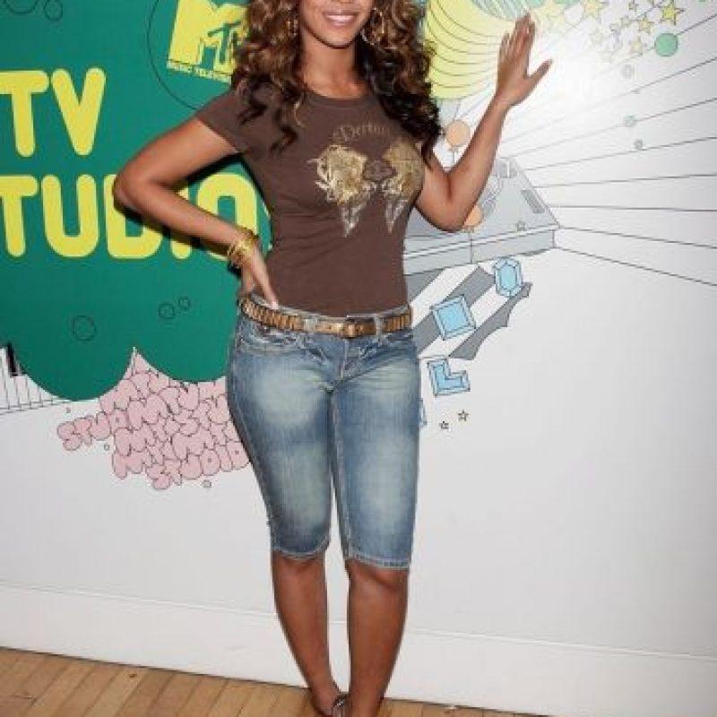 """Los pantalones capri. Toda la horrible moda que te hacía ver """"informal"""". Foto:vía Getty Images"""
