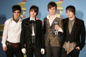 """Y las ropas correspondientes. Porque era genial verse como los de """"Entrevista con el Vampiro"""". O como los de Green Day. Foto:vía Getty Images"""