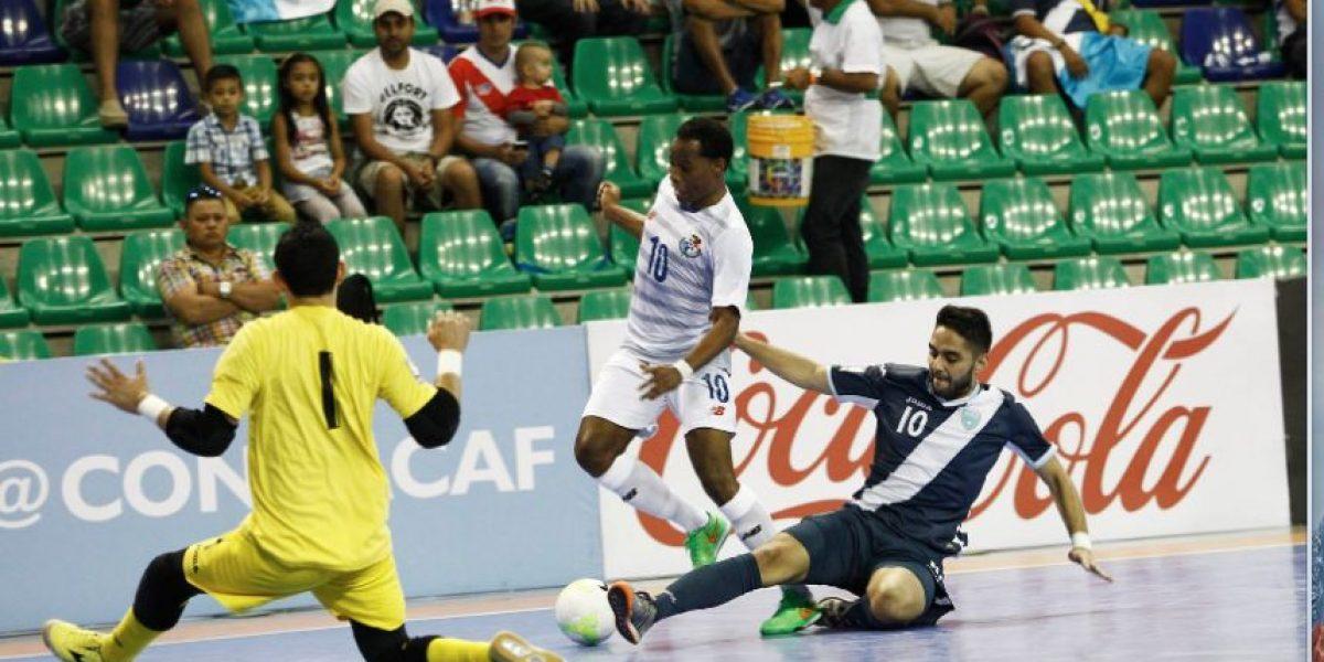 VIDEO. Así fue el partido de Guatemala frente a Panamá en el Premundial de Futsal