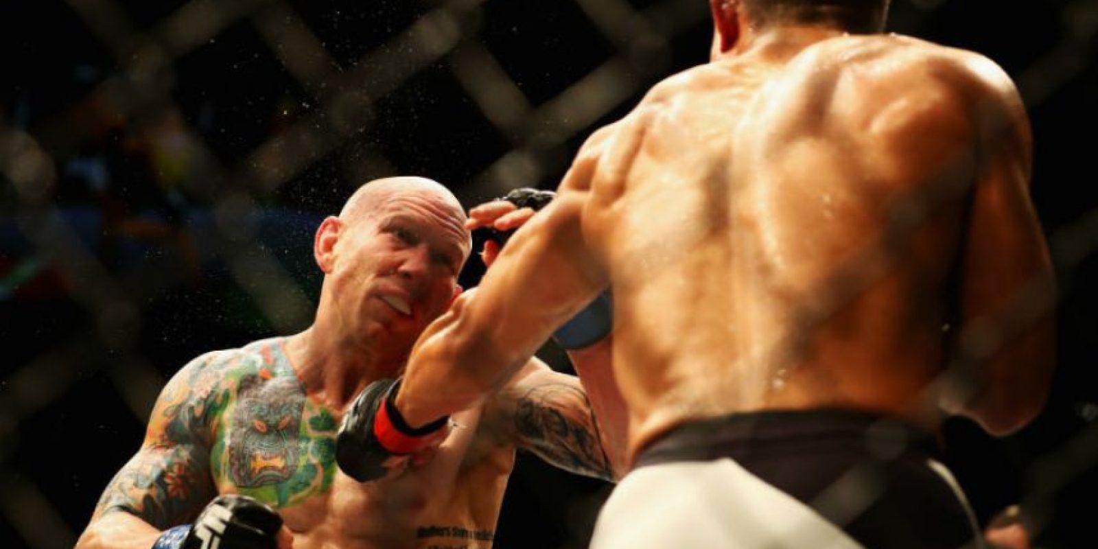 Emmett tiene un récord en lar artes marciales mixtas de 10 victorias y 0 derrotas Foto:Getty Images