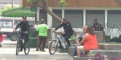 Fotos. El patrullaje en bicicleta ya suma 121 detenidos