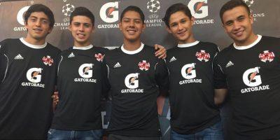 Este equipo de futbol representará a Guatemala en Milán