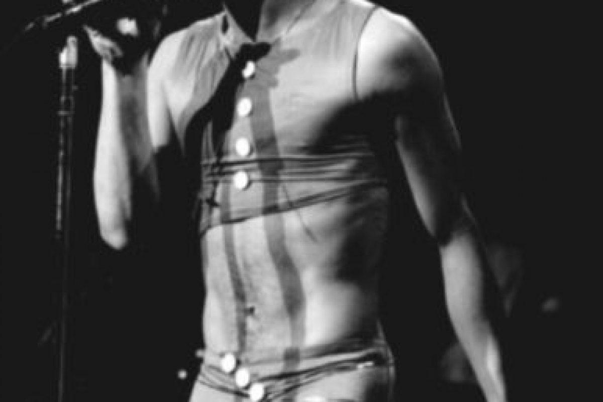 Prince en un concierto. Foto:vía Getty Images