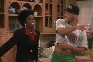 """Will Smith en """"El Príncipe del Rap"""". Foto:vía Quincy Jones Productions."""
