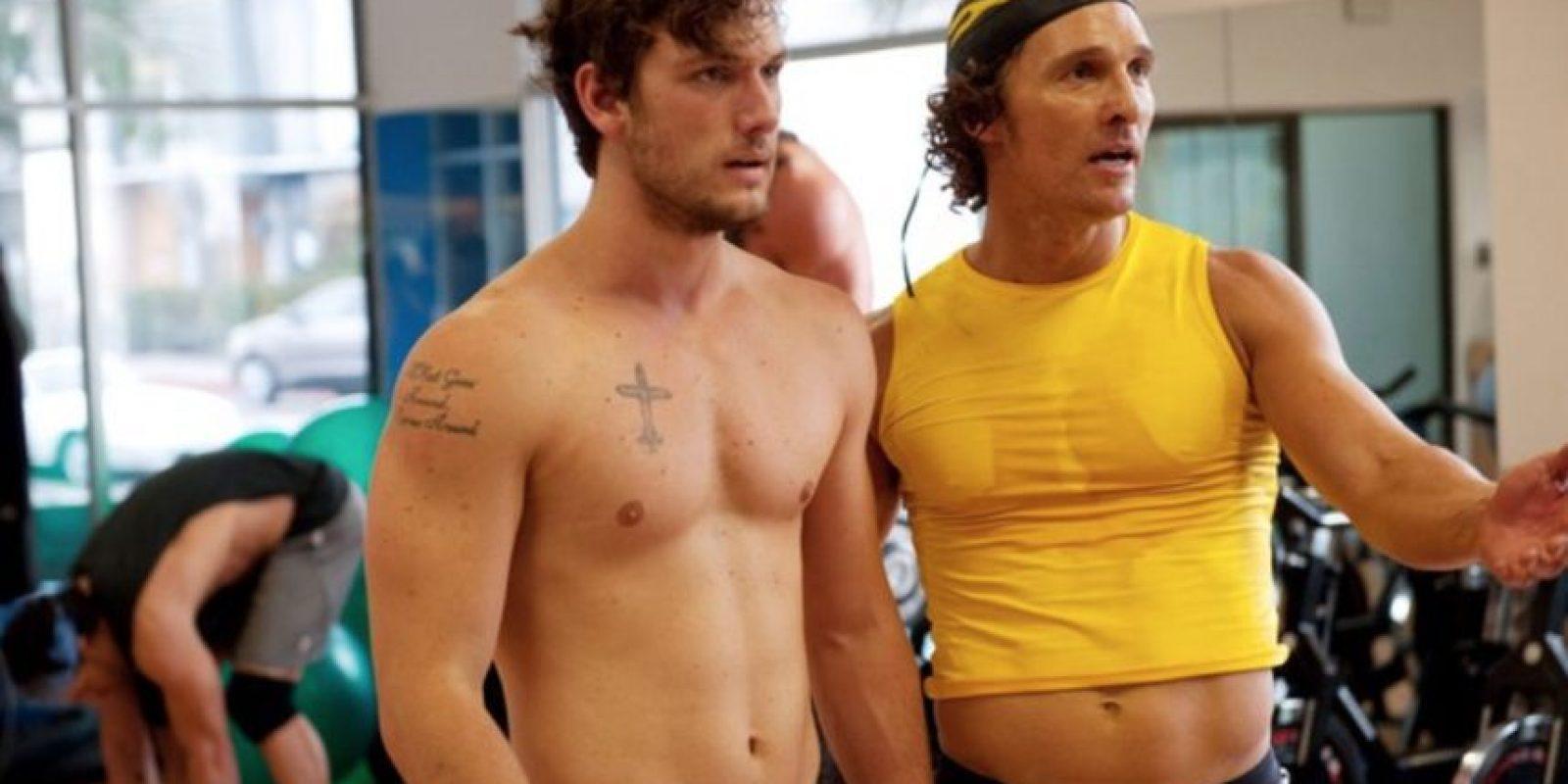 """Matthew McConaughey en """"Magic Mike"""". Foto:vía Warner Bros"""