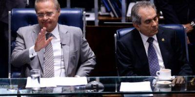 Sin embargo, el presidente del Senado continuará con el proceso. Foto:AFP