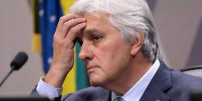 Waldir Maranhão, el presidente de la Cámara de diputados decidió anular la sesión del 17 de abril. Foto:AFP