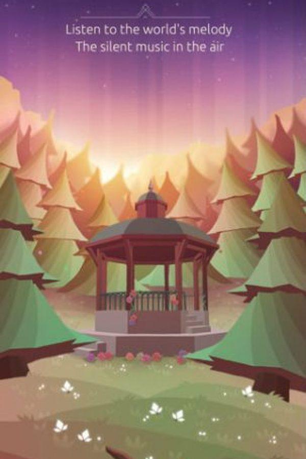 Son 8 mundos. Foto:App Store