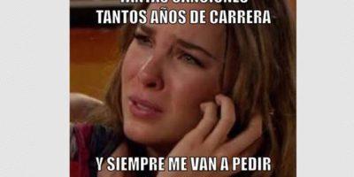 Con estos memes se burlan de Belinda y la nombran #LadySapito
