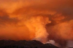 Los tornados son embudos de aire que giran con enorme rapidez. Foto:Getty Images