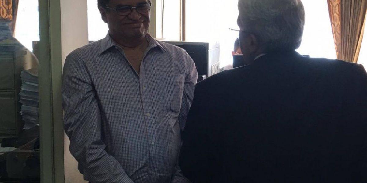 Arnoldo Medrano sigue pendiente de conocer si enfrentará juicio