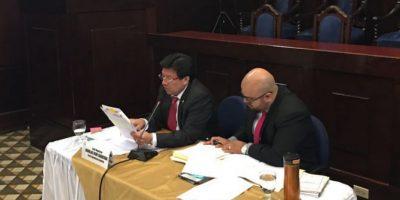 El magistrado D. Charchal se ausentará dos meses de la CSJ