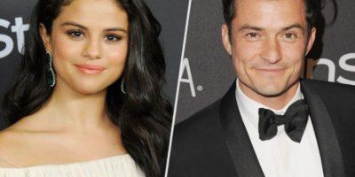Filtran fotos de Selena Gomez y Orlando Bloom besándose