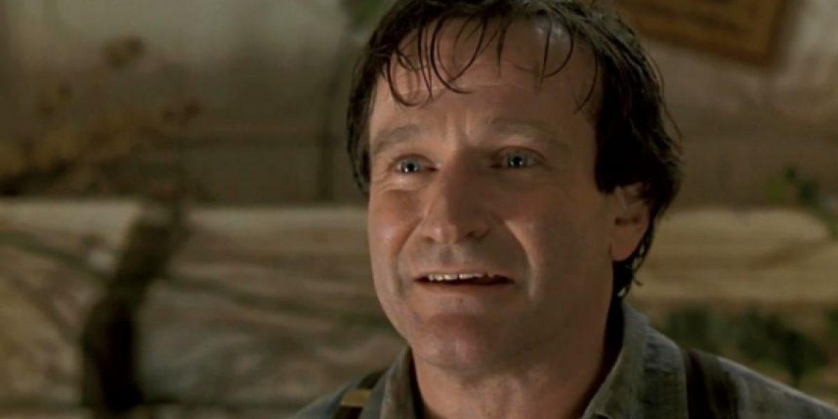 "La nueva película de ""Jumanji"" honrará a Robin Williams"