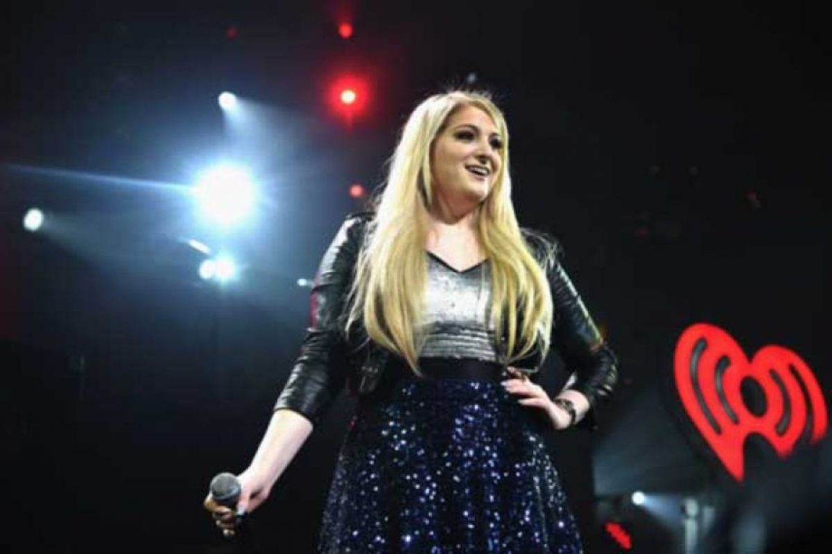 Meghan Trainor es una cantante, compositora y productora estadounidense. Foto: Getty Images