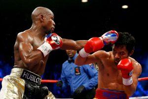 Dejó los guantes con un récord de 58 victorias, seis derrotas y dos empates Foto:Getty Images