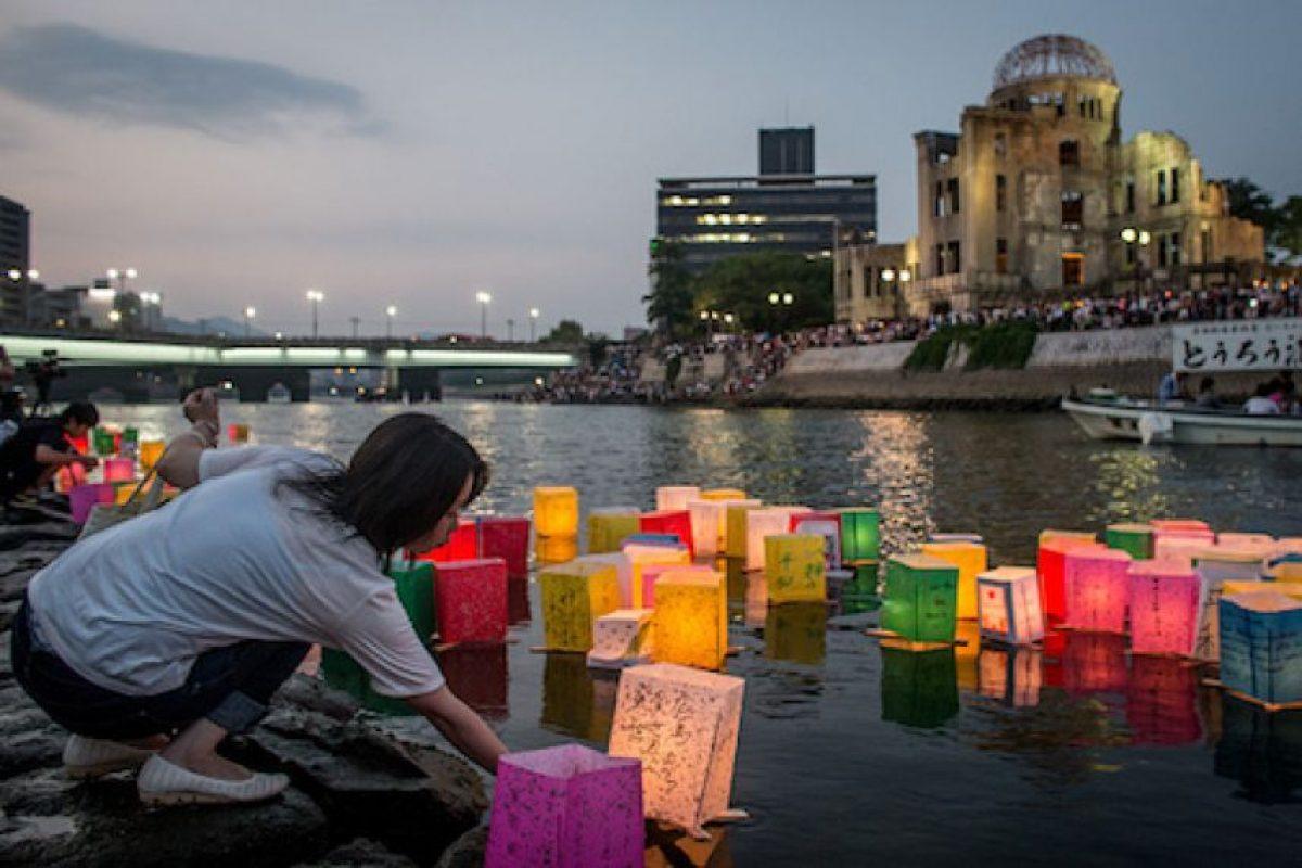 """""""La visita del presidente a Hiroshima reafirmará la posición de Estados Unidos de perseguir la paz y seguridad de un mundo sin armas nucleares"""" Foto:Getty Images"""