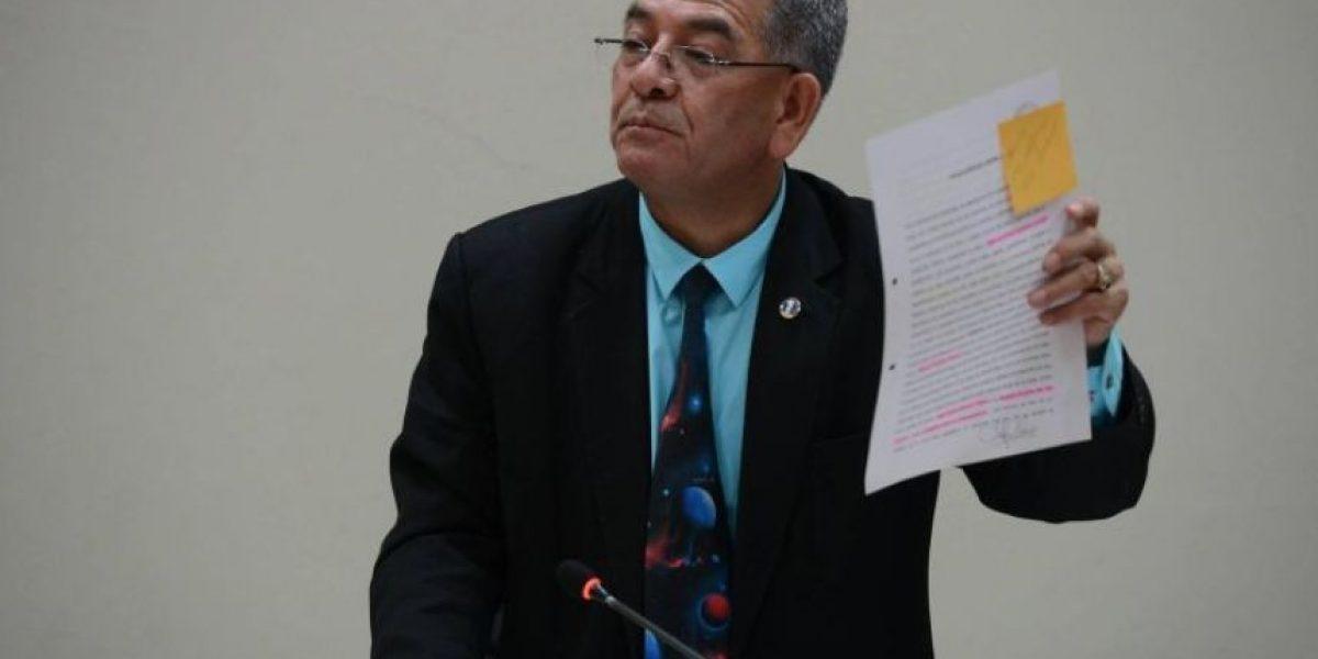 Juez Miguel Ángel Gálvez confirma intimidaciones en su contra