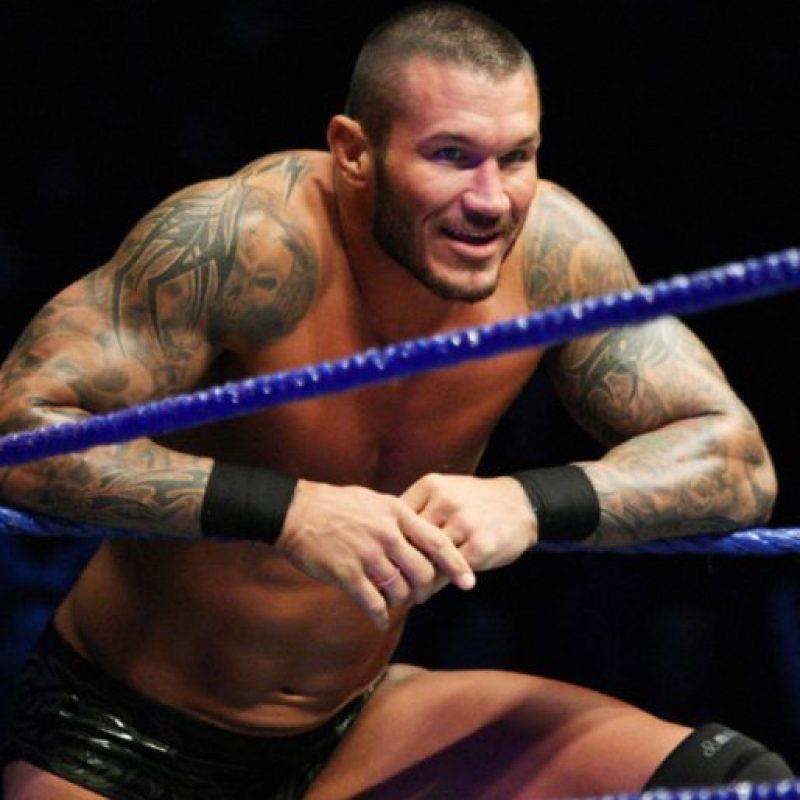 4. Randy Orton Foto:WWE