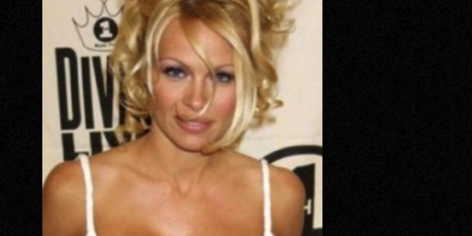 Eso no la consagró como buena actriz. Foto:vía Getty Images
