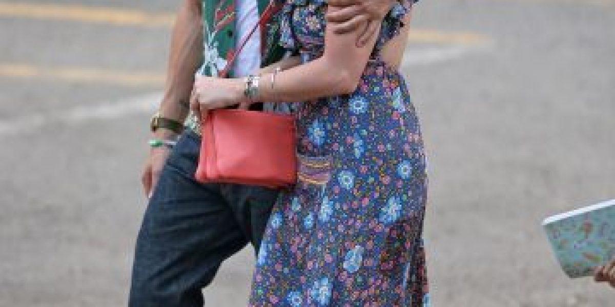 Captan a Orlando Bloom y Selena Gómez muy cariñosos ¿y Katy Perry?