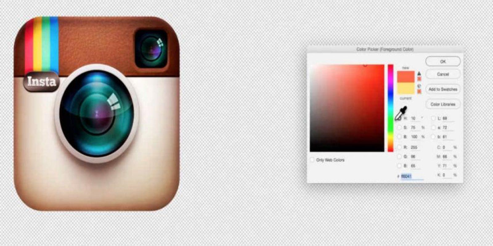 Completamente minimalista. Foto:Instagram