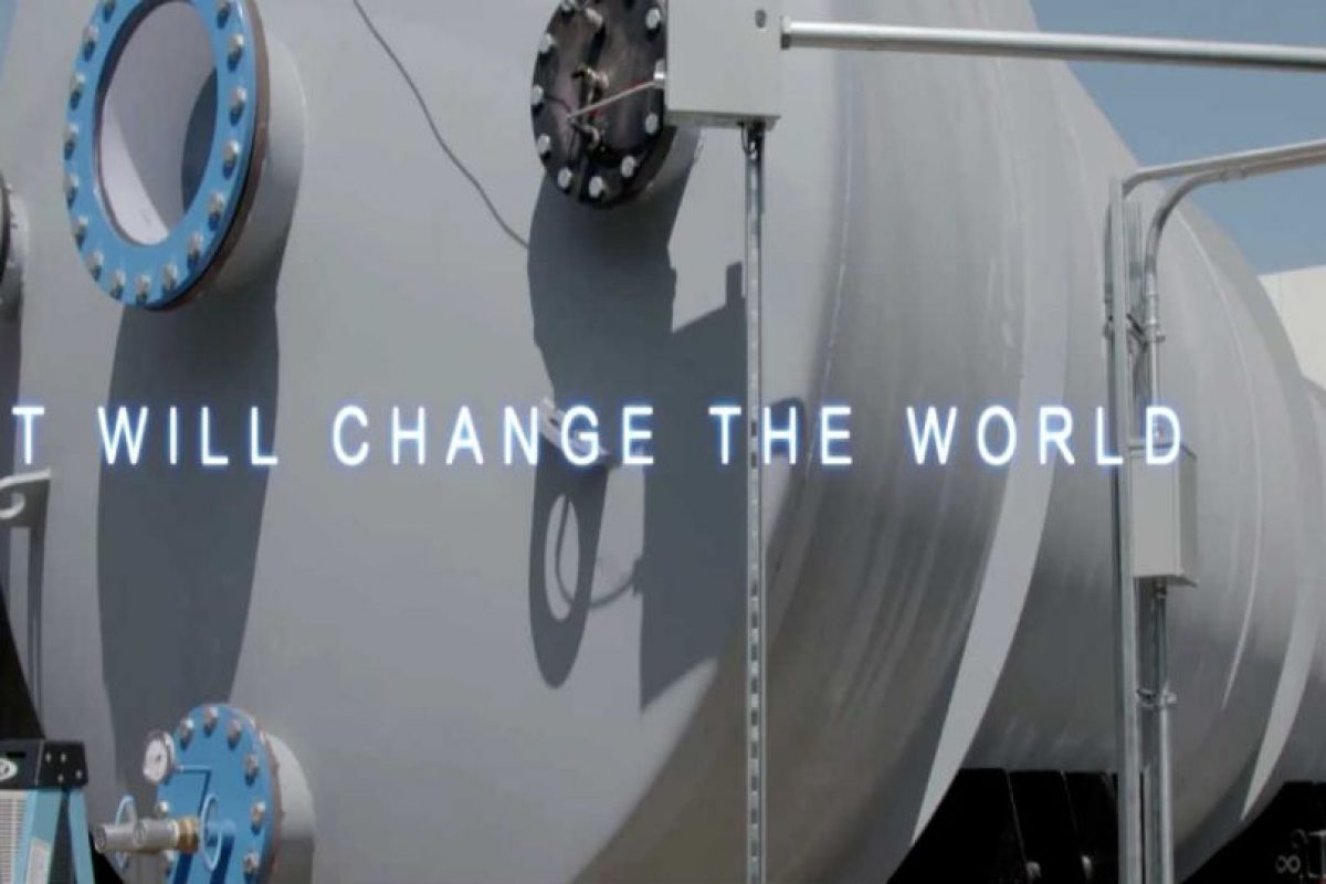 """Cambiará al mundo"" Foto: Hyperloop"