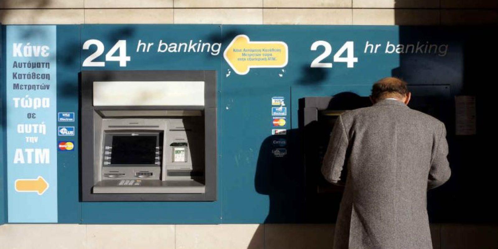 Luther George Simjian fue el creador de los cajeros automáticos. Foto:Getty Images