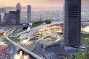 Hyperloop viajará a la velocidad del sonido. Foto:Hyperloop