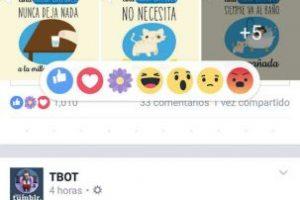 Antes de ser lanzada, Facebook hizo saber que llegaría para festejar el Día de las Madres en el mundo. Foto:Facebook