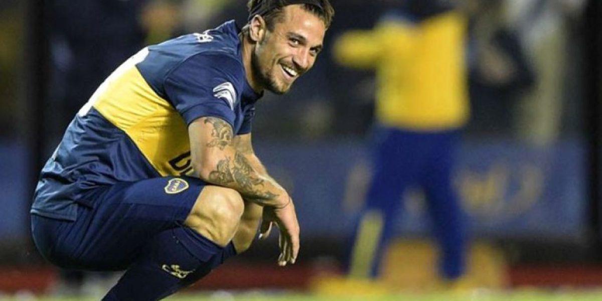 Filtran fotos prohibidas de delantero de Boca Juniors sin ropa