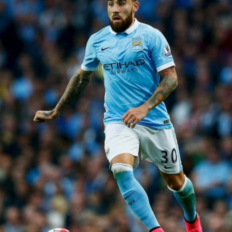 3. Nicolás Otamendi Foto: Getty Images