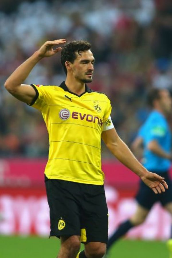 7. Mats Hummels Foto: Getty Images