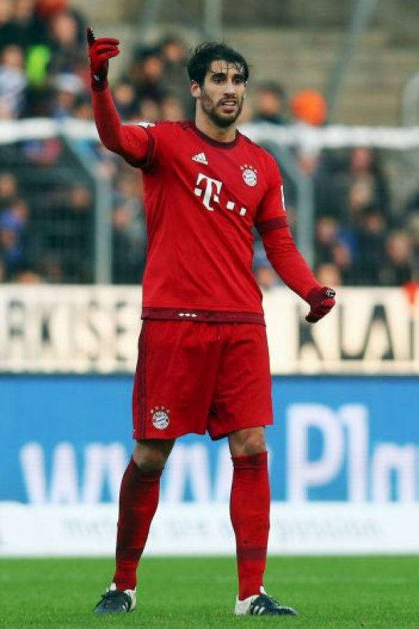 6. Javi Martínez Foto: Getty Images