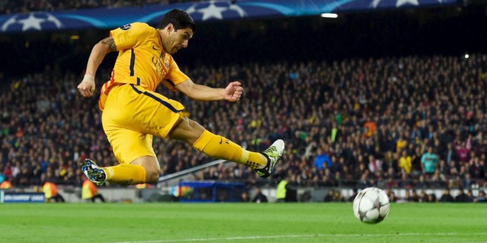 Luis Suárez reveló detalles íntimos Foto:Getty Images
