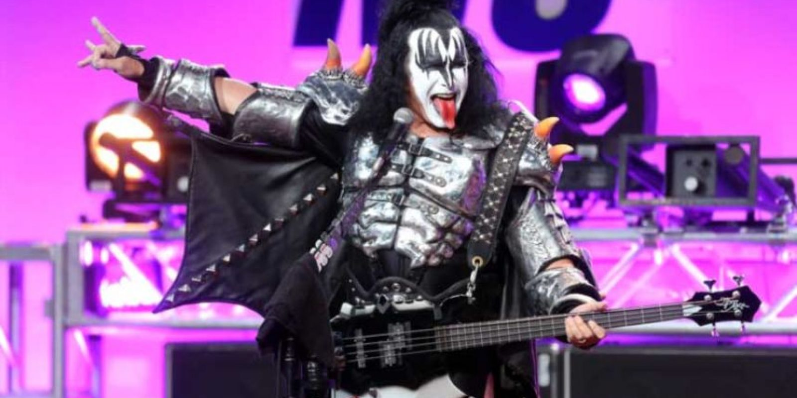 Gene Simmons Foto: Getty Images