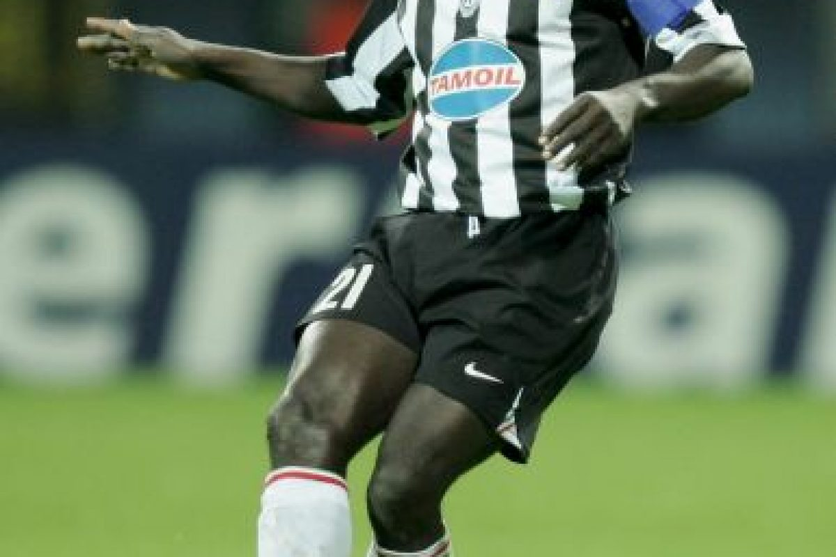 5. Lilian Thuram Foto: Getty Images