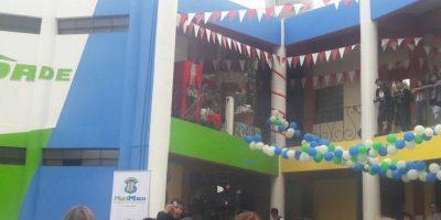 Foto:Municipalidad de Mixco
