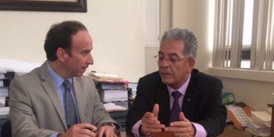 """Jorge de León, PDH: """"El juez Miguel Gálvez está muy tranquilo y seguro de lo que está haciendo"""""""
