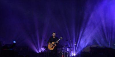 Alejandro Sanz encanta al público con su Sirope Tour