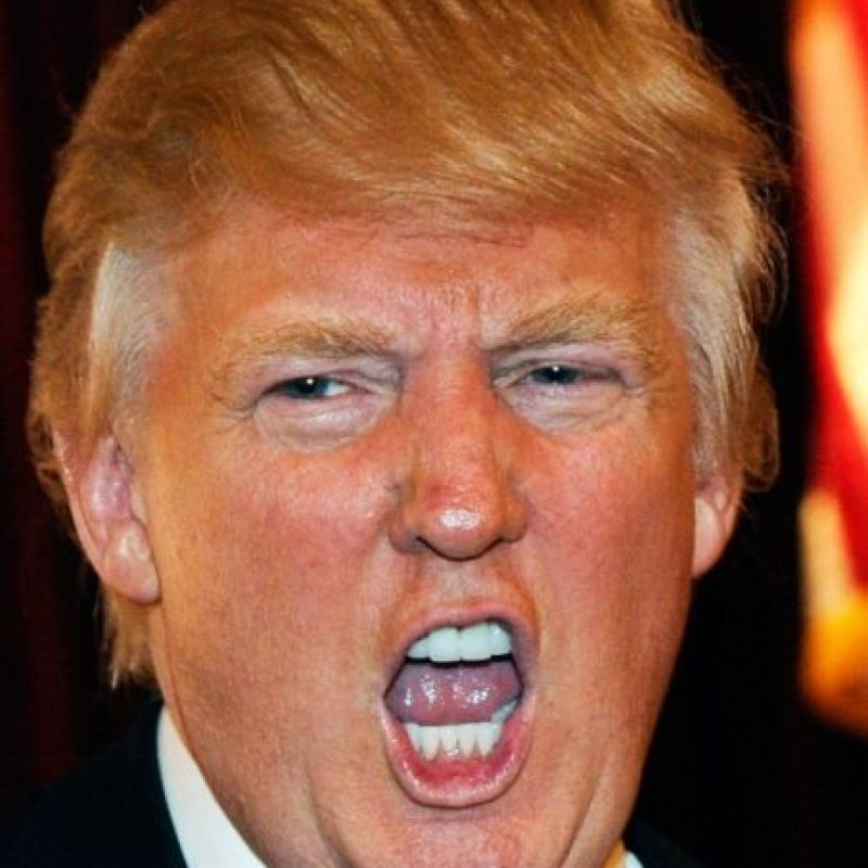 Trump casi asegura su triunfo. Foto:vía Getty Images