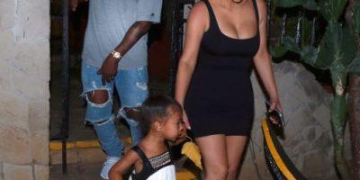 El vestido de bajo costo que Kim Kardashian usó en Cuba