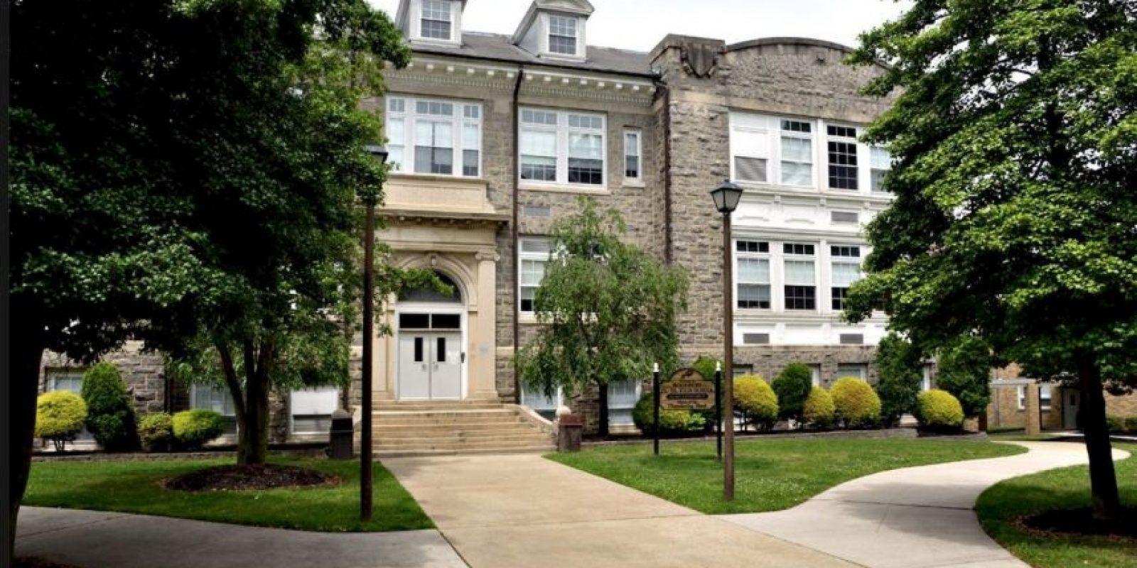 Langford espera que su alumnos sepan que los respalda. Foto:facebook.com/WoodburyCityPublicSchools