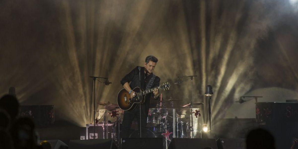 VIDEO. ¿Te perdiste del concierto de Alejandro Sanz?. Este es el resumen con las mejores imágenes