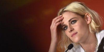 La blusa transparente que llevó Kristen Stewart a Cannes y que apenas cubrió sus senos