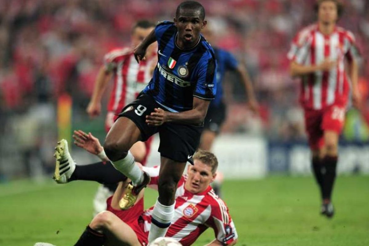 2010: Inter de Milán vs. Bayern Munich Foto: Getty Images