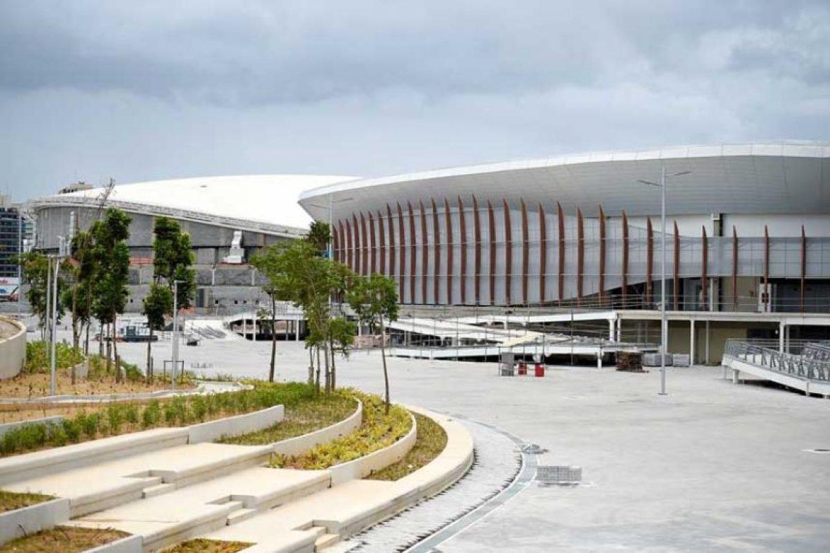 """El costo total de la infraestructura para los Juegos Olímpicos se incrementó en 5.9 millones de dólares, es decir, 25% más de lo previsto, por lo que habrá recortes en varios sectores como seguridad y atención de invitados """"VIP"""". Foto:Getty Images"""